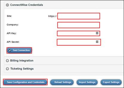 Replibit - Integrate ConnectWise with Replibit – Axcient