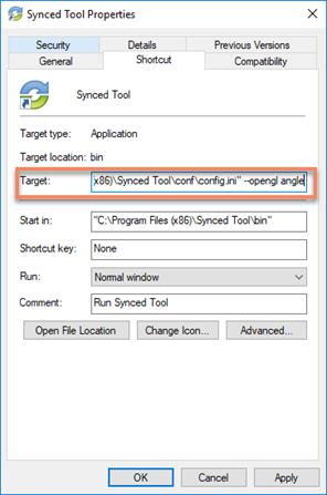 changeicon mfc application autostart